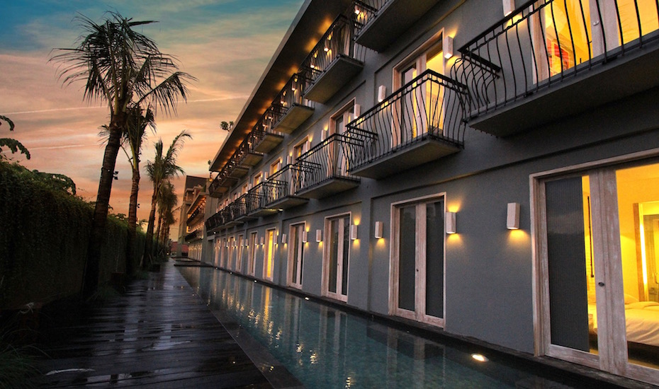 Where to stay in Canggu - Frii Bali Echo Beach - Bali