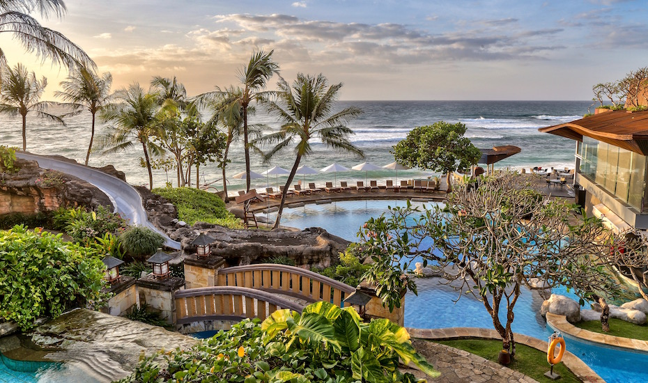 Hilton Bali Resort has just revealed a hot new look – and we have a 3-day stay to give away!