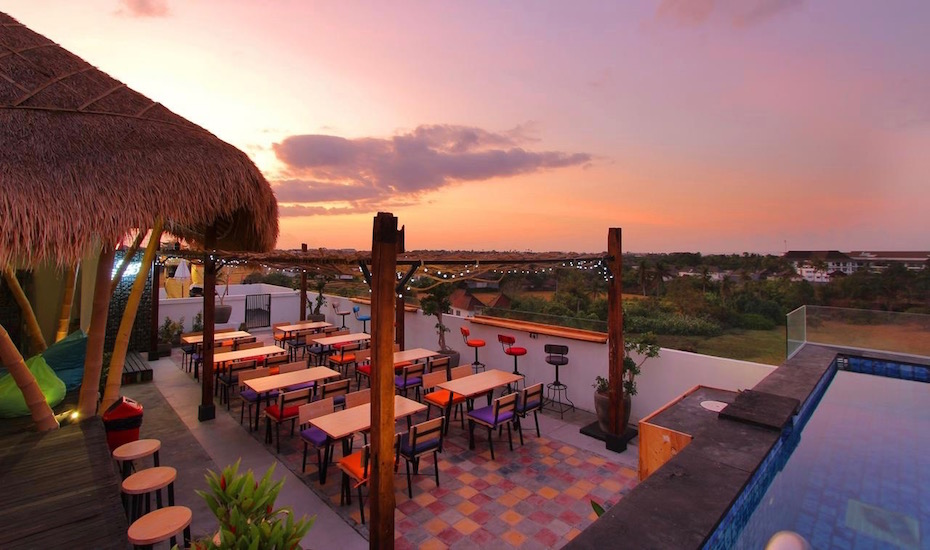 Where to stay in Canggu - Koa D'Surfer - Bali