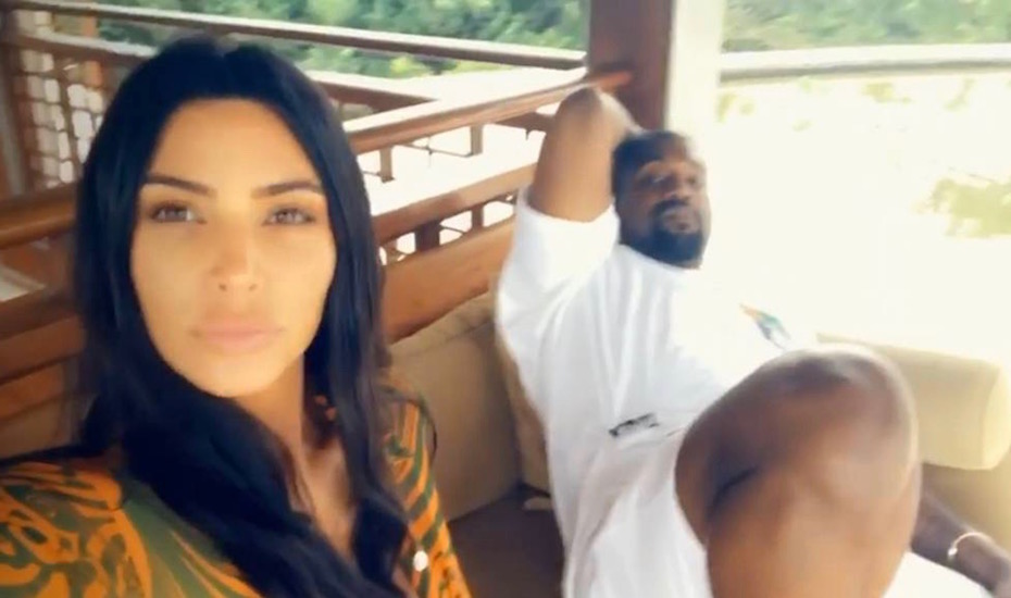 Hot News! Kim Kardashian & Kanye West are in Bali, and here's where they're holidaying…