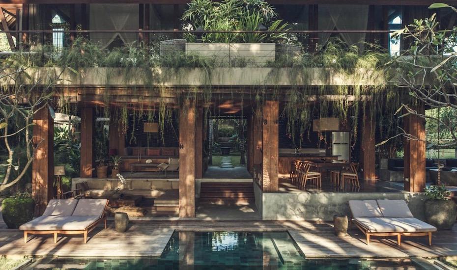 Where to stay in Canggu - RedDoor Bali