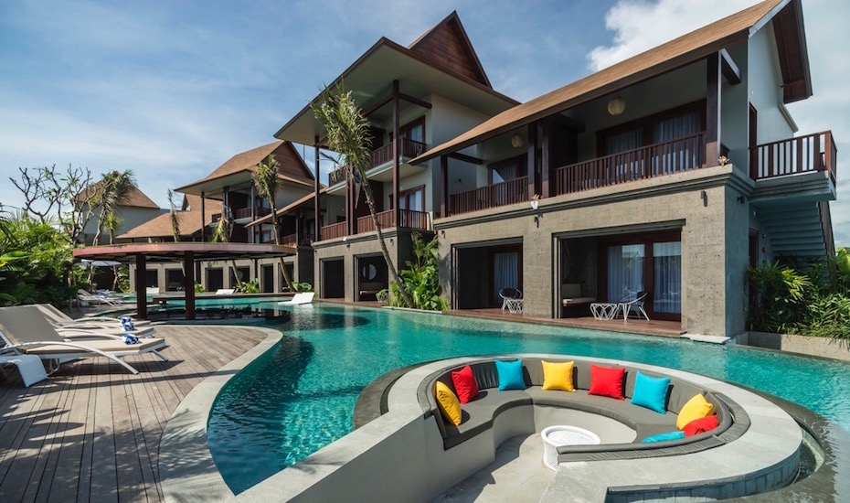 Where to stay in Canggu - Sense Hotel - Bali