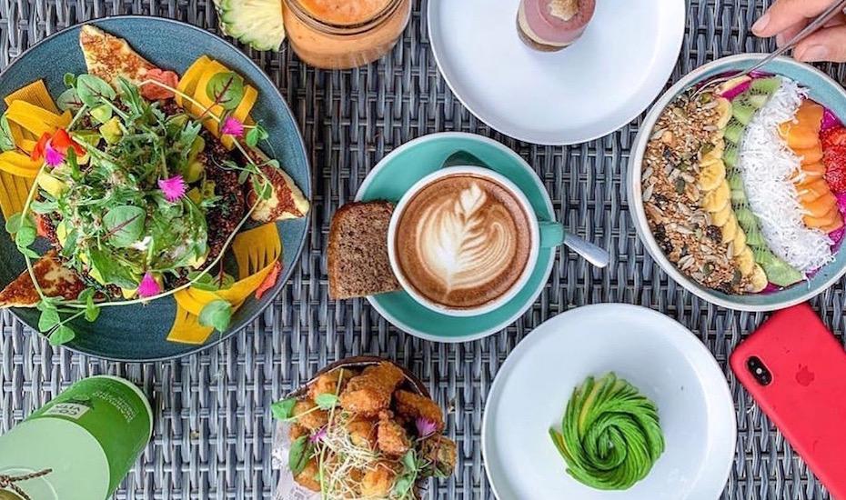 Vegan Restaurants in Bali - The Cashew Tree Uluwatu