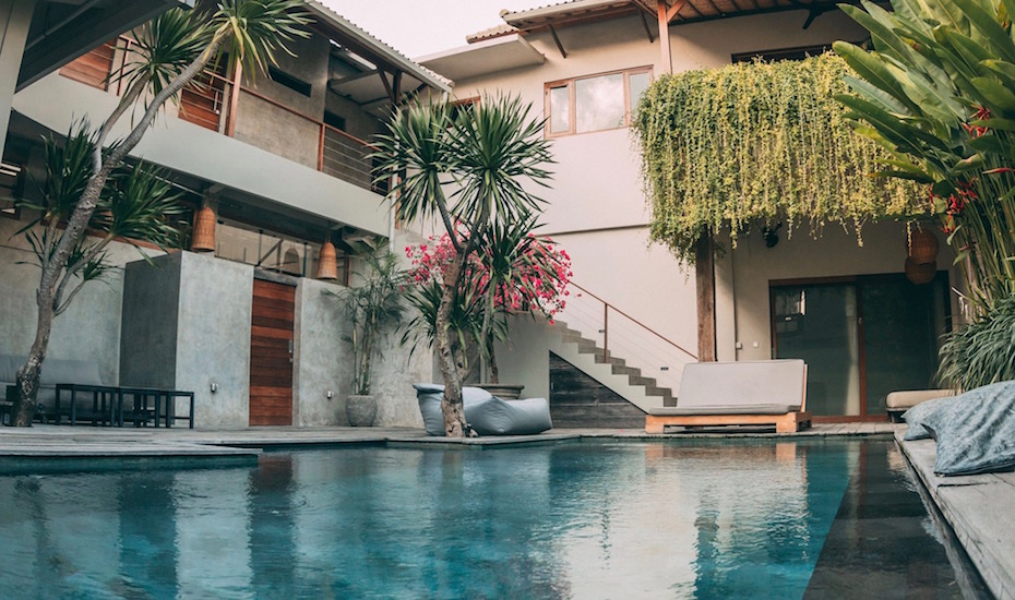 Where to stay in Canggu - Vassani Stay Apartments - Bali