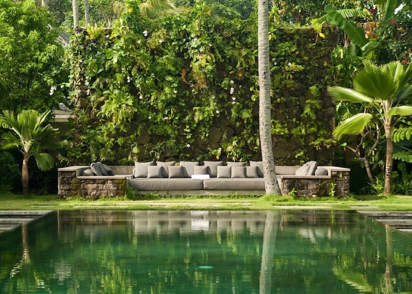 design villas in Bali - Villa Florimar Seseh