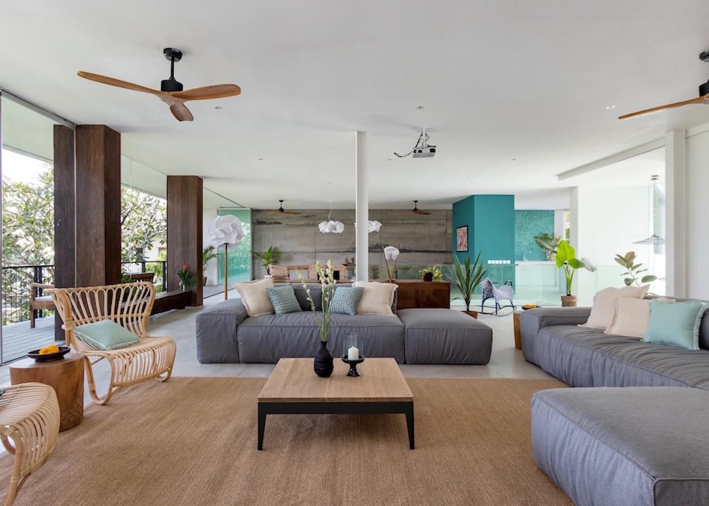 design villas in Bali - Villa Nedine Canggu