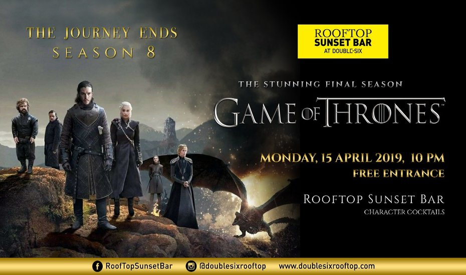 Game Of Thrones Season 8 Premiere Screening Honeycombers Bali
