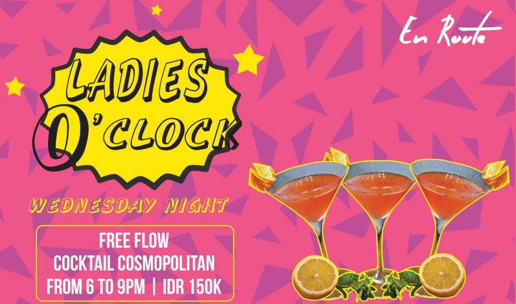 Ladies O'Clock