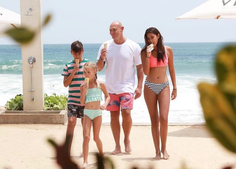 Celebrities with kids in Bali – here's where famous folk eat, stay & play with their families on the island