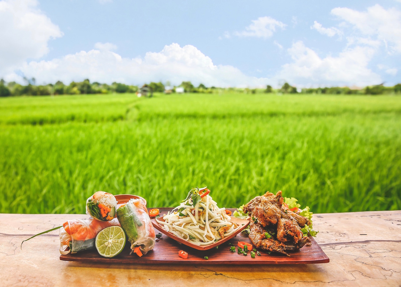 Best new restaurants in Bali - Xich Lo Canggu