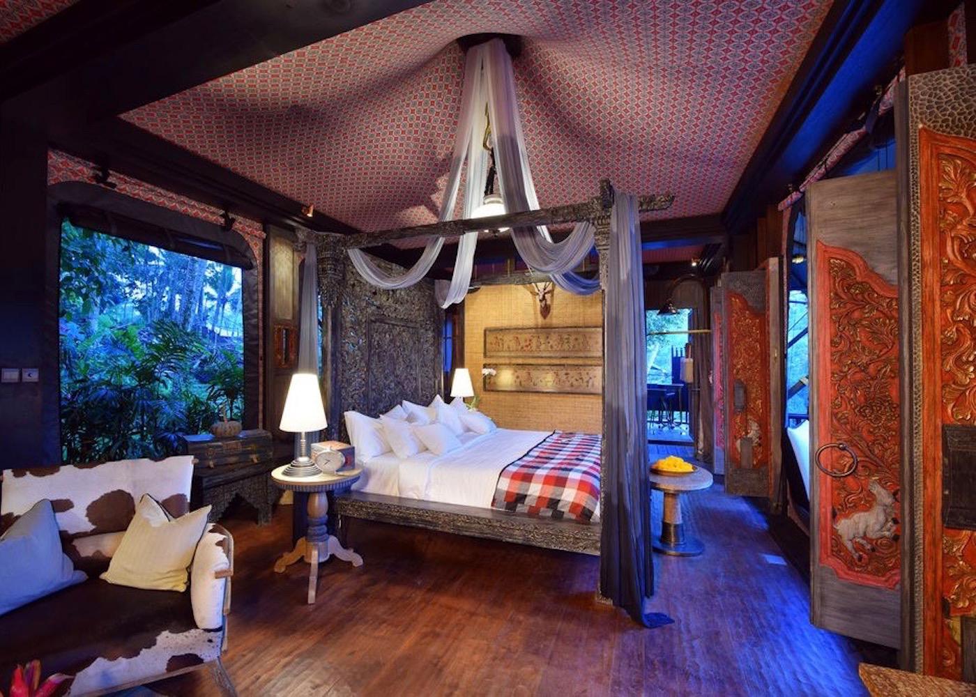 Best Ubud Hotels - Capella Ubud