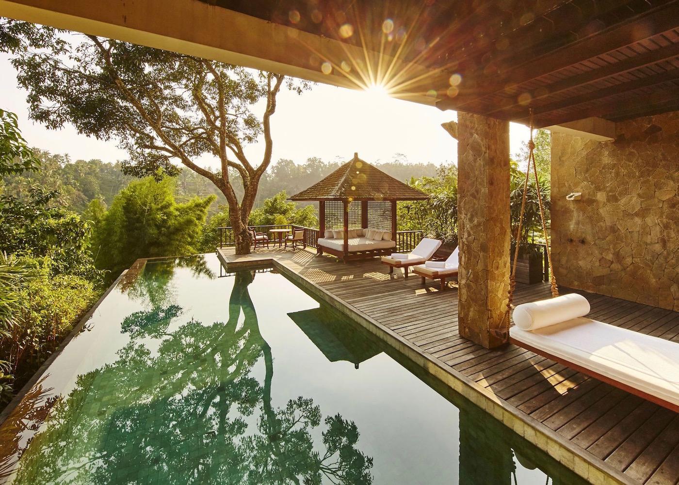 Best Ubud Hotels - COMO Shambhala Estate