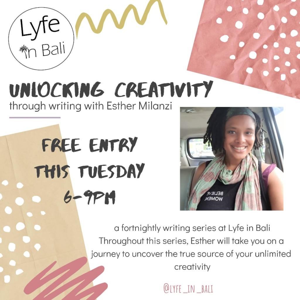 Unlocking Creativity – Through Creative Writing