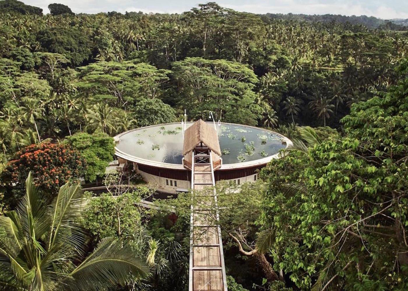 Best Ubud Hotels - Four Seasons Sayan