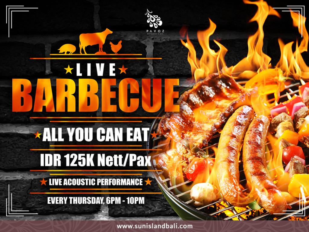 Live Barbecue Night