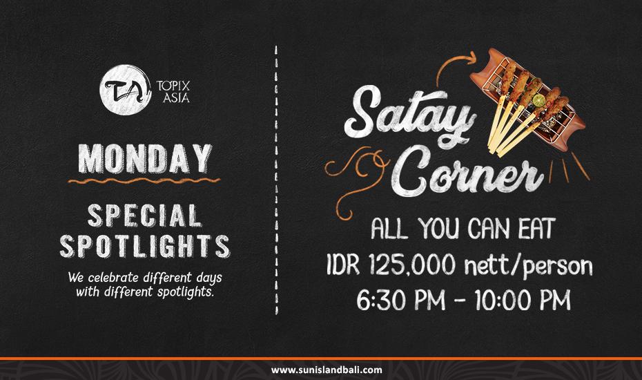 Satay Corner