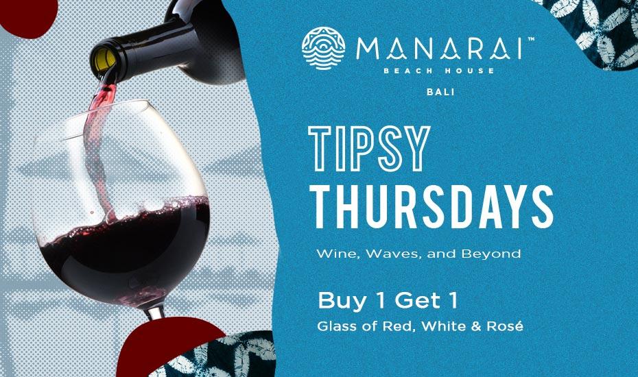 Tipsy Thursdays