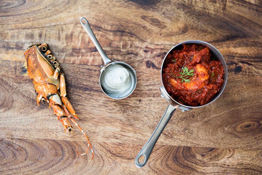 Authentic Indian Cuisine at Boneka Restaurant