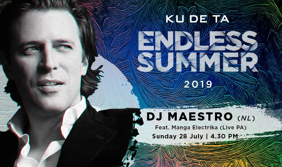 Endless Summer 'Maestro feat. Manga Electrika