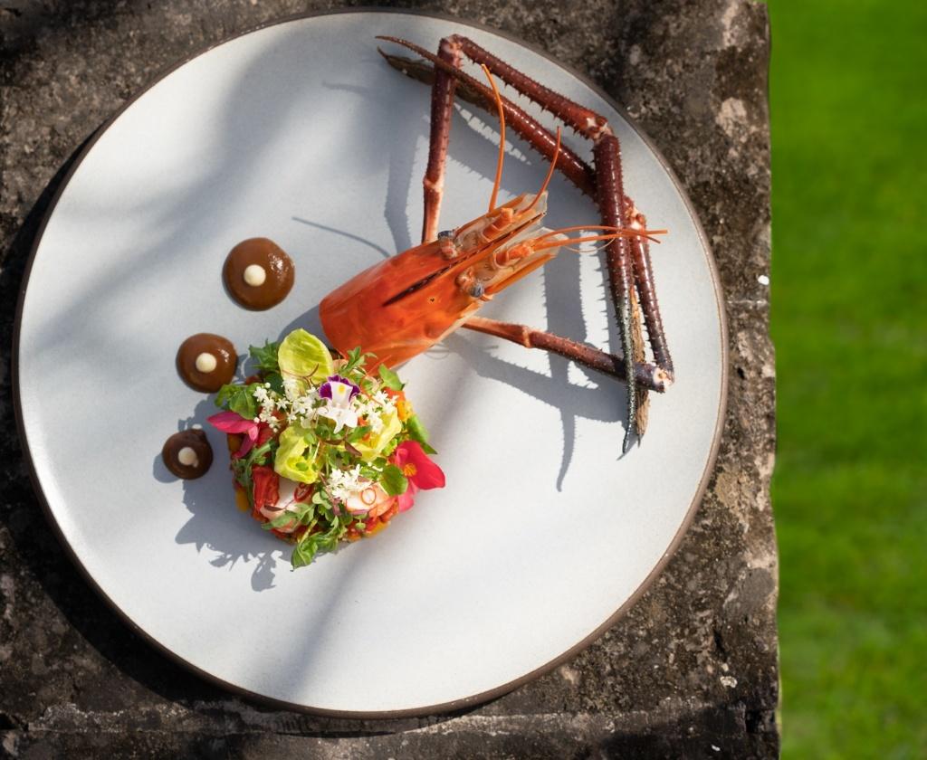 Seafood Grill at The Ocean Champagne Bar (The Legian Seminyak, Bali)