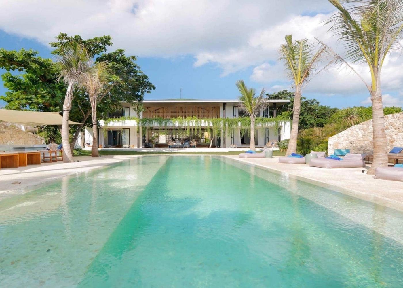 Villa Seascape on Nusa Lembongan island in Bali, Indonesia