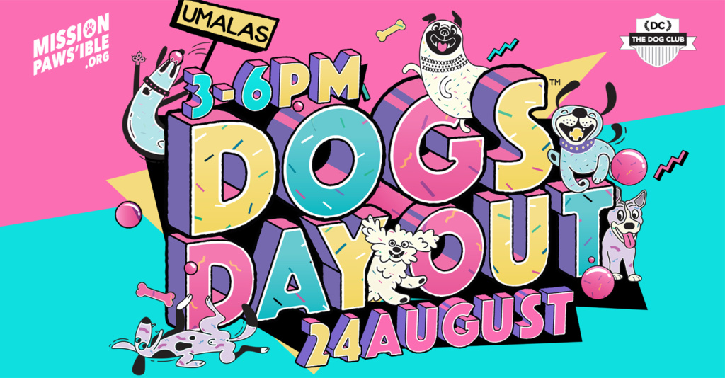 DOGS DAY OUT – UMALAS