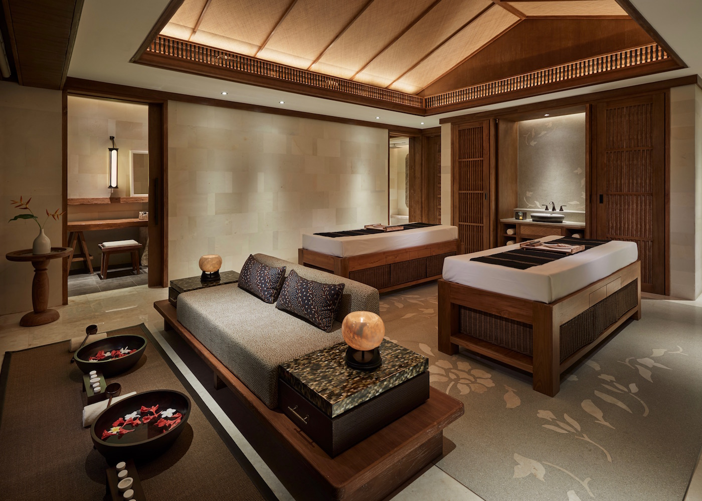 Shankha Spa at Hyatt Regency Bali in Sanur - one of the best wellness destinations in Indonesia
