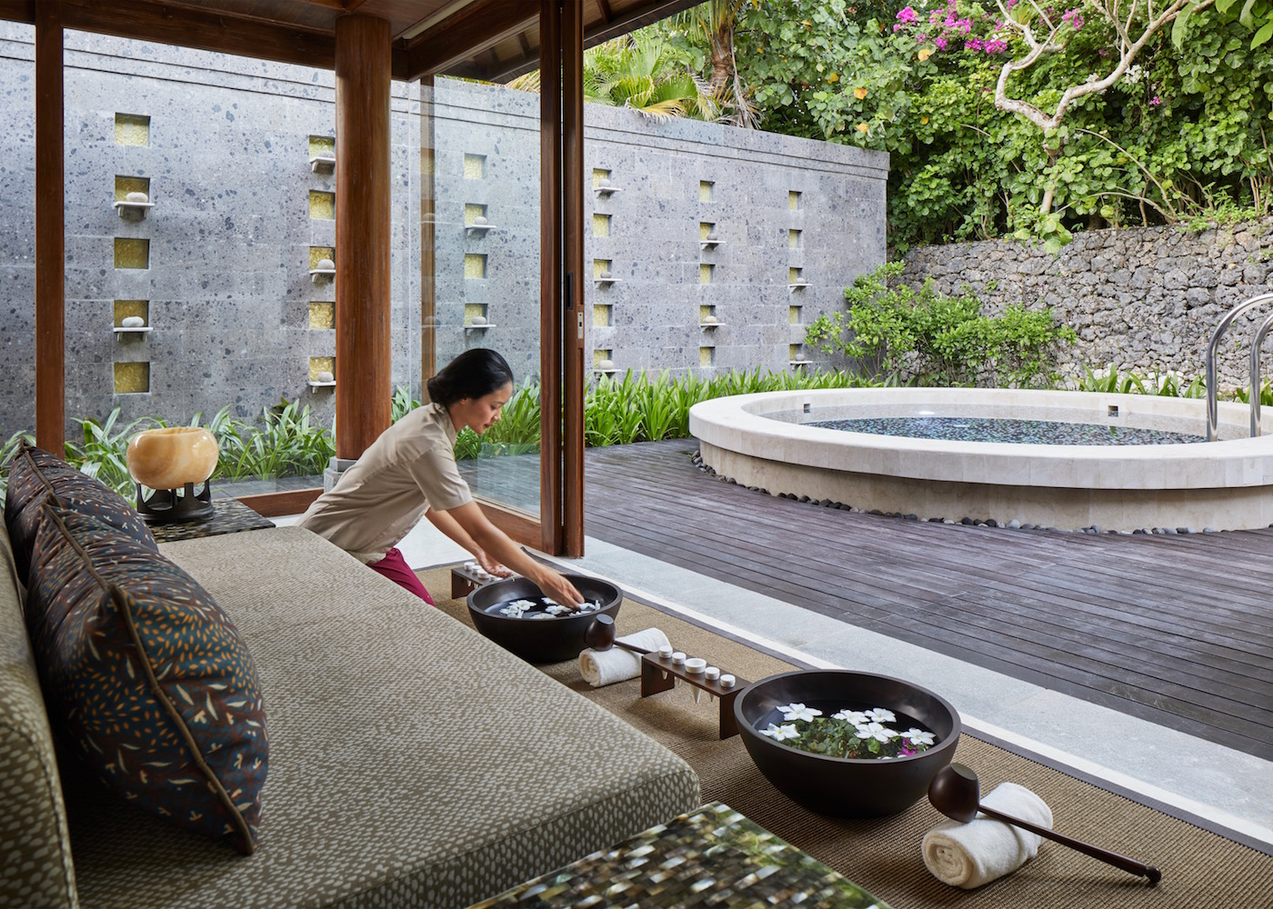 Hyatt Regency Bali is upping Sanur's spa-game with an all-embracing and world-class wellness destination