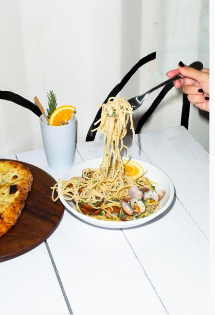 LUIGI'S HOT PIZZA – READY SPAGHETTI (50k Spaghetti + 50k Wine, every Weds)