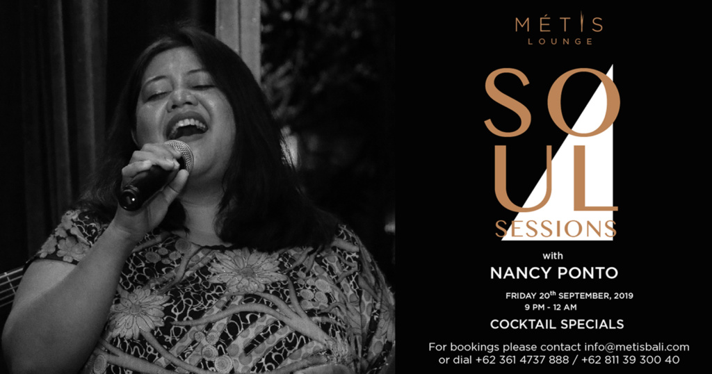 Soul Sessions with Nancy ponto