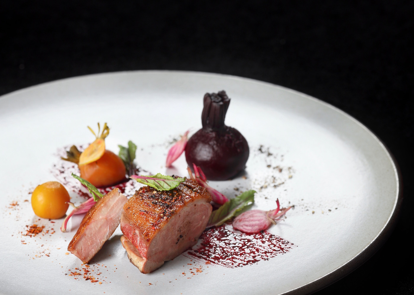 Dine & wine with French delicacies at The Restaurant