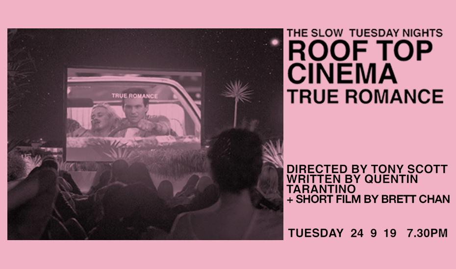 The Slow Cult Moonlight Cinema Club