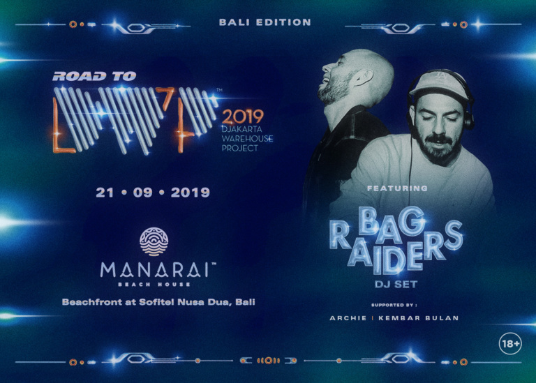 Road To DWP19 feat. Bag Raiders