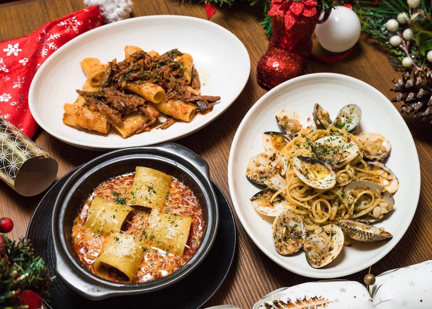 Christmas & New Year at Double-Six - Seminyak Italian Food