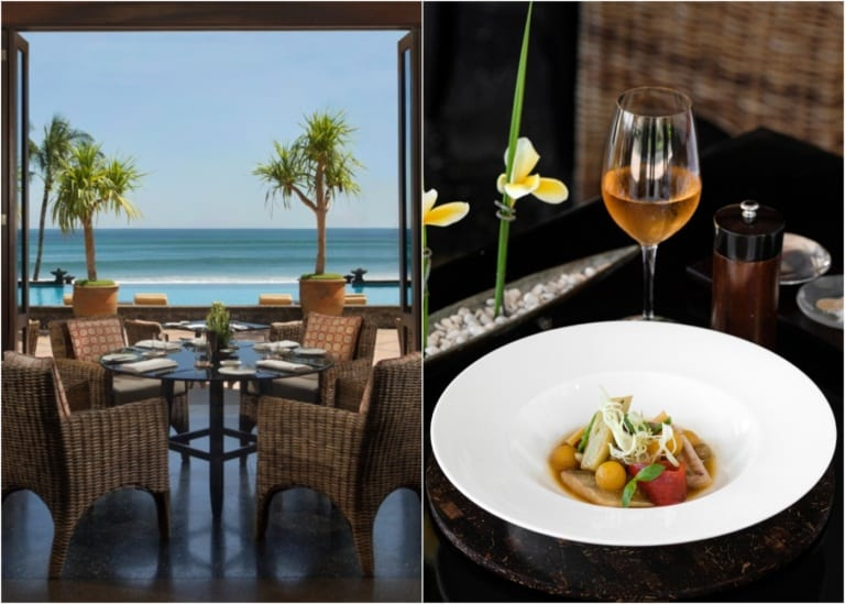 You're invited to the new Rosé Lunch at The Restaurant – the beachfront destination at The Legian Seminyak, Bali