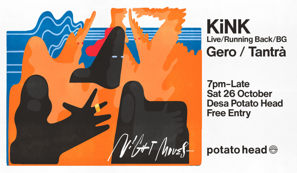 Night Moves with KiNK LIVE