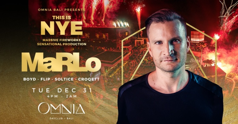 This is NYE with MaRLo