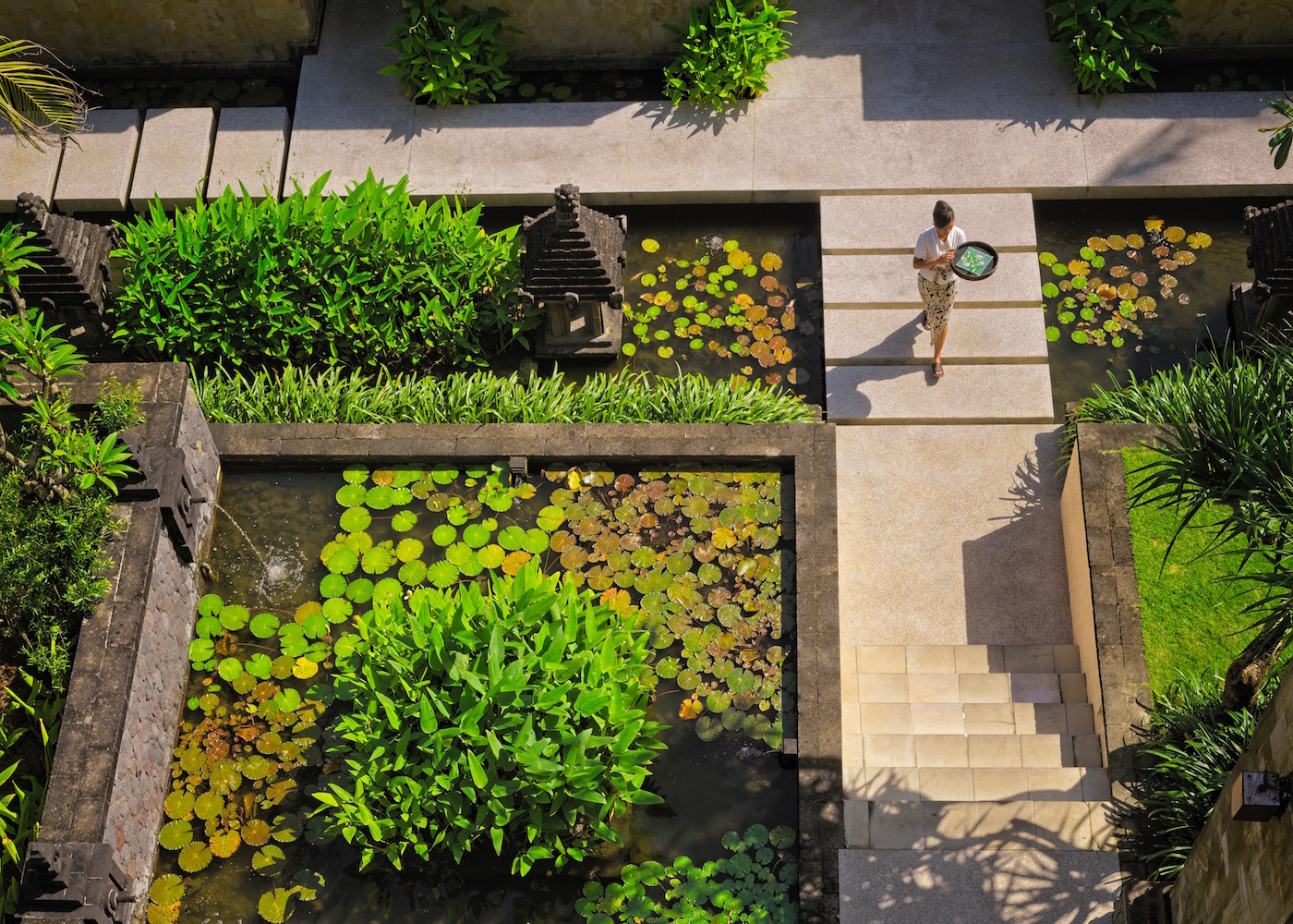 Spend a day at The Legian Bali – Seminyak's one-stop wellness spot for spa treatments, five-star workouts & ocean-front dips