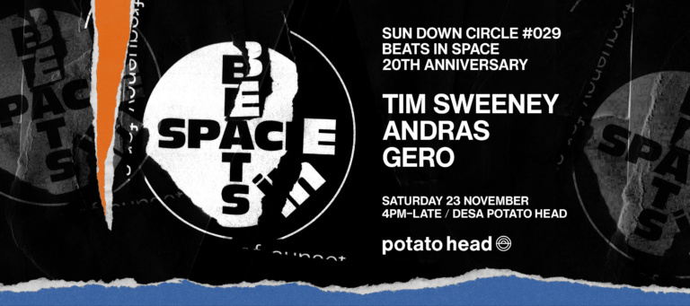 Sun Down Circle #029: Beats in Space 20th Anniversary with Tim Sweeney