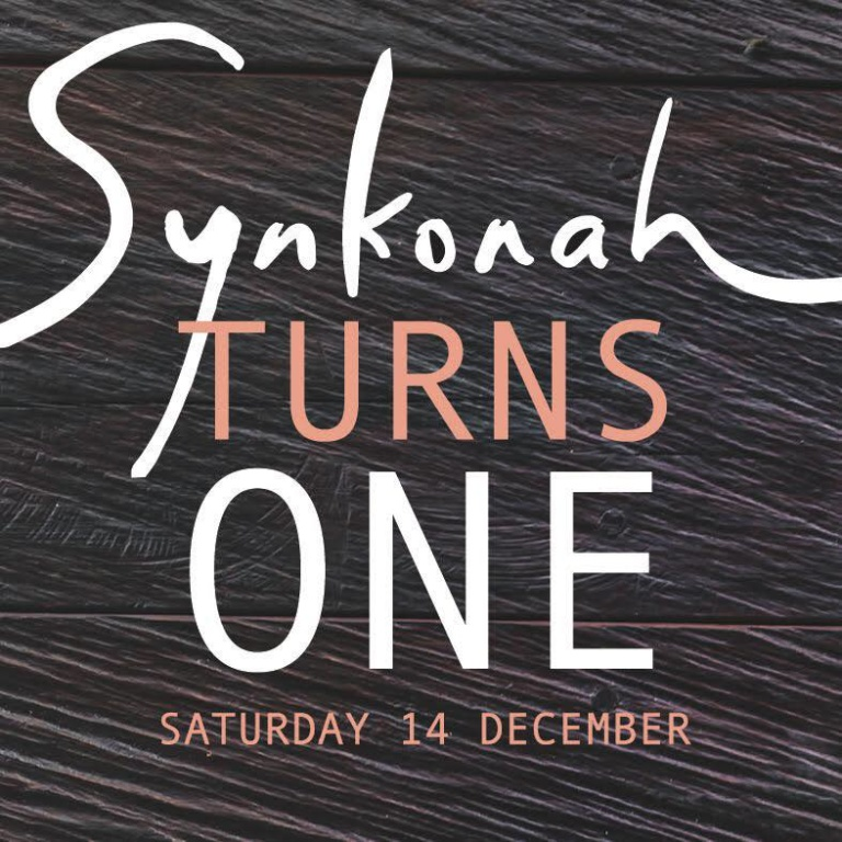 Synkonah Turns One