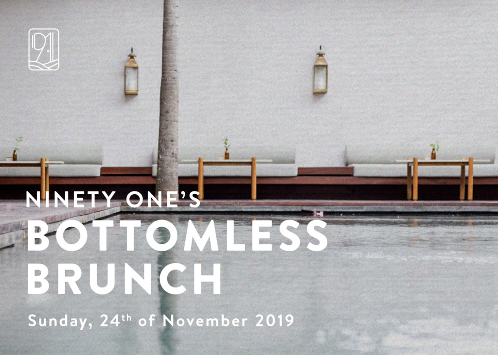 Bottomless Brunch