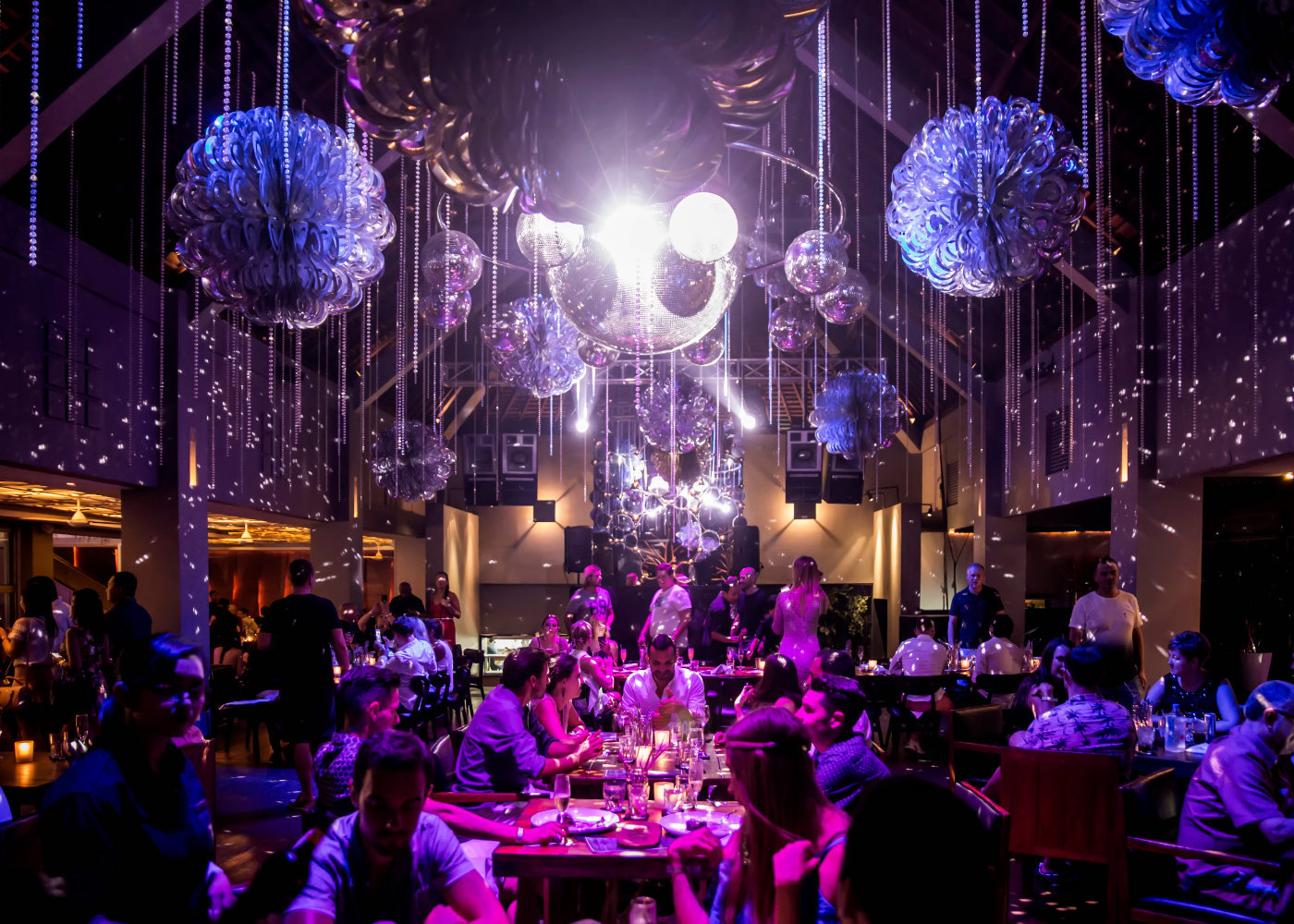 Celebrate Christmas & New Year in sophisticated style at KU DE TA – right on Seminyak beach
