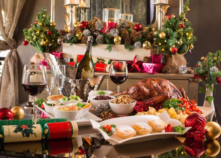 Christmas in Bali: Here are the best brunches, buffets & free-flows to feast on this festive season