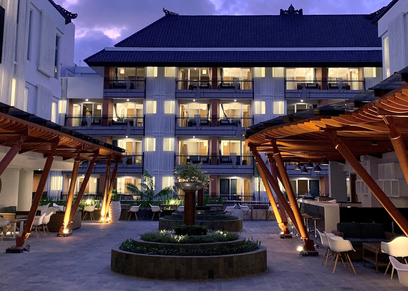 Meet the new Fairfield by Marriott Bali Kuta Sunset Road – a hotel with cultural Indonesian touches