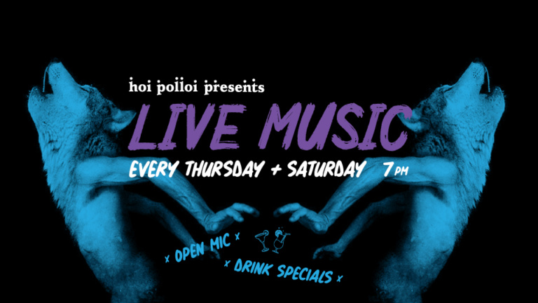LIVE MUSIC Every Thursday & Saturday