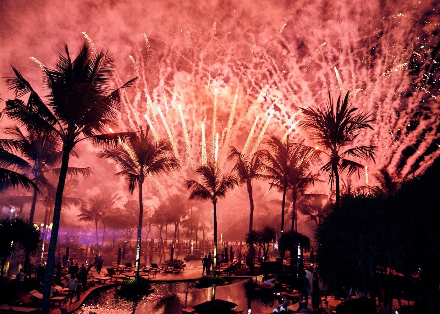 W Bali - Seminyak presents New Year's Eve
