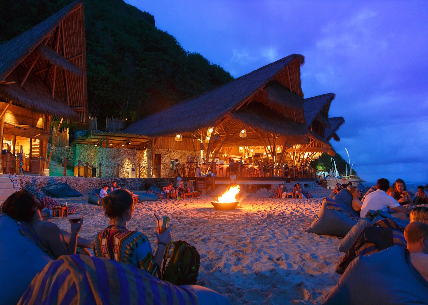 Bali's Biggest NYE Beach Party at Sundays Beach Club