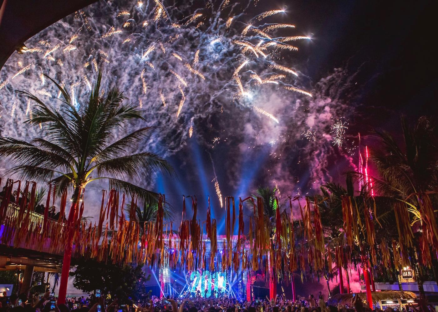 Gou Year's Eve & Harvey New Year at Desa Potato Head