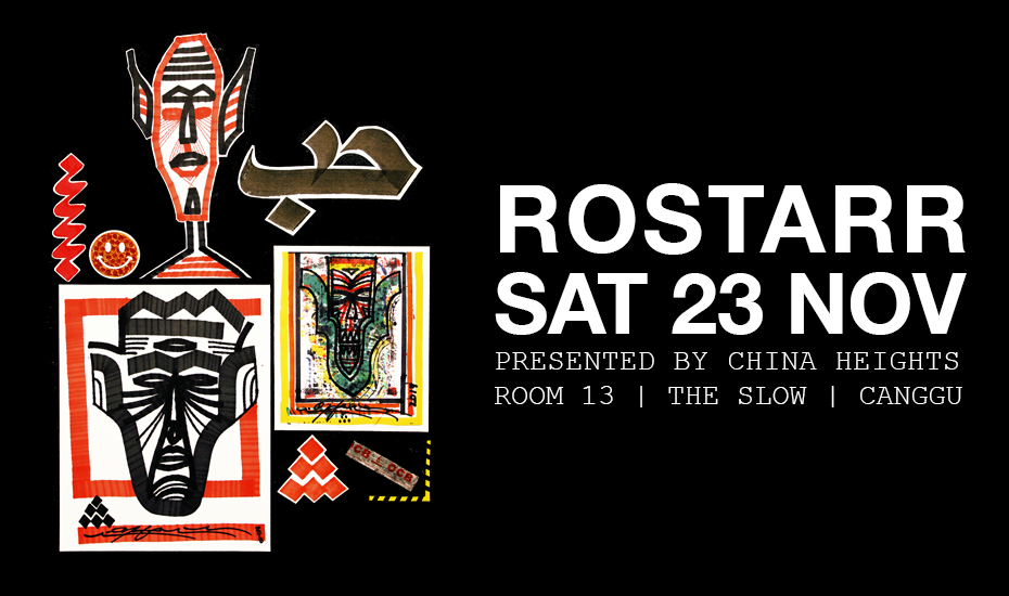 ROSTARR Takeover Exhibition