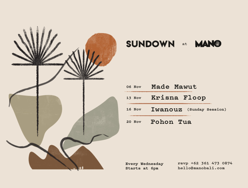 Mano Sundown November